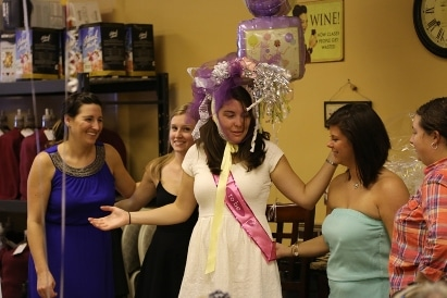Wine Bridal Shower