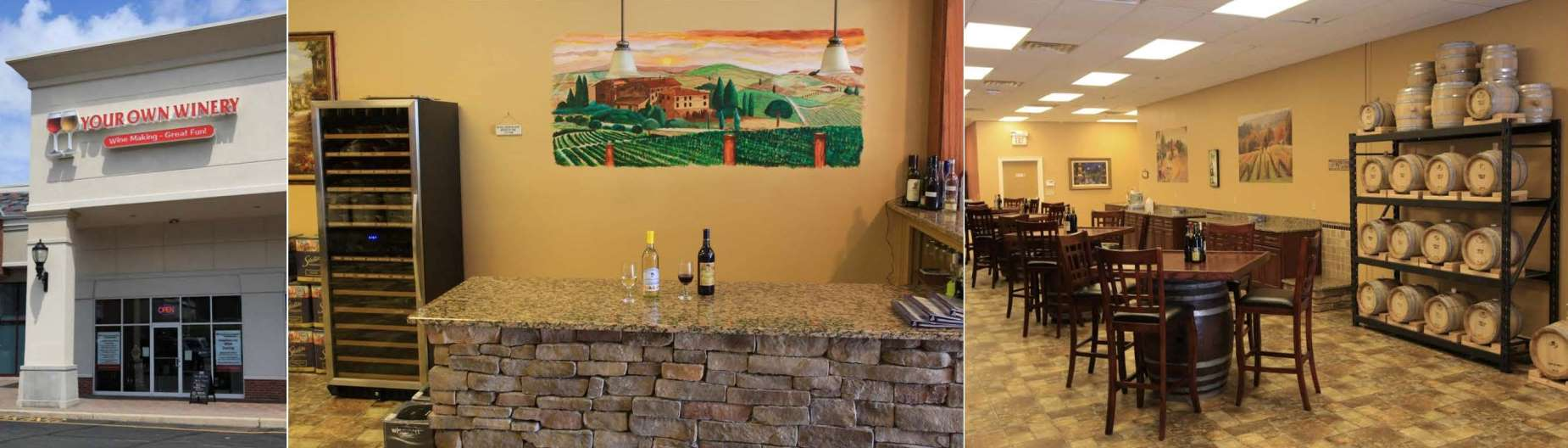 Your Own Winery Shop Images